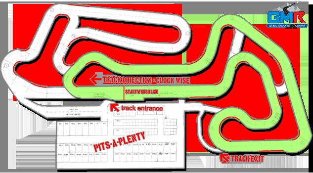 Greg Moore Raceway - Mini Moto Circuit